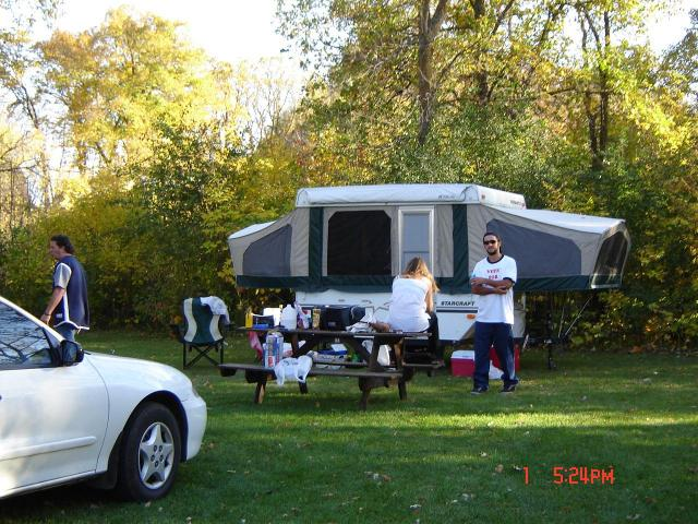 Lakeside Or Lakeview Camping Available On Lake Of The Woods Campers Tent Can