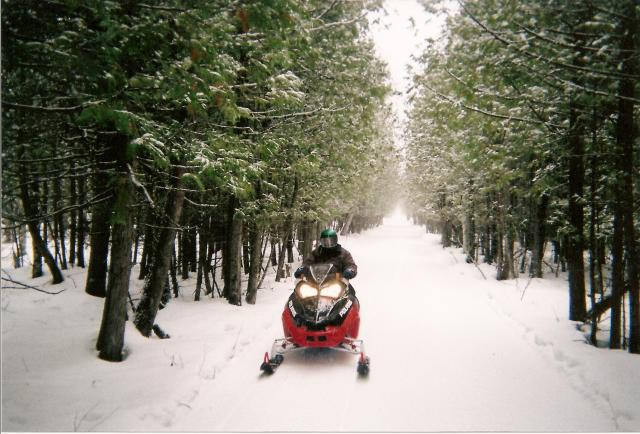 Snowmobiling Ontario Groomed Trails