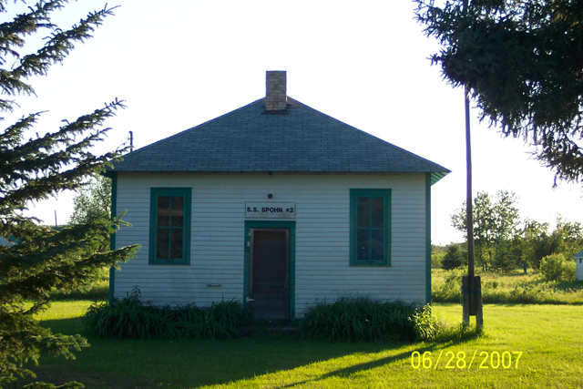 S 2 Spohn One Room Schoolhouse In Harris Hill Renovated And Ready For Tours