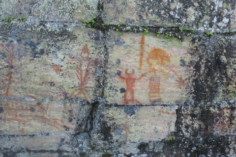 Native Pictographs