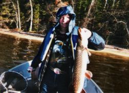 Northern Pike Fishing is Great: Any time of the year!